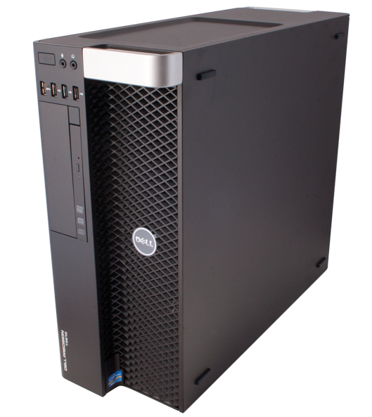 intel xeon based dell precision t3610 powerhouse for the masses rh videomaker com Dell Precision T3600 Dell Precision T3600
