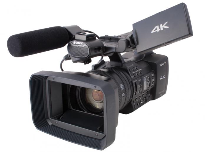 Sony XDCAM PXW-Z100 Camcorder