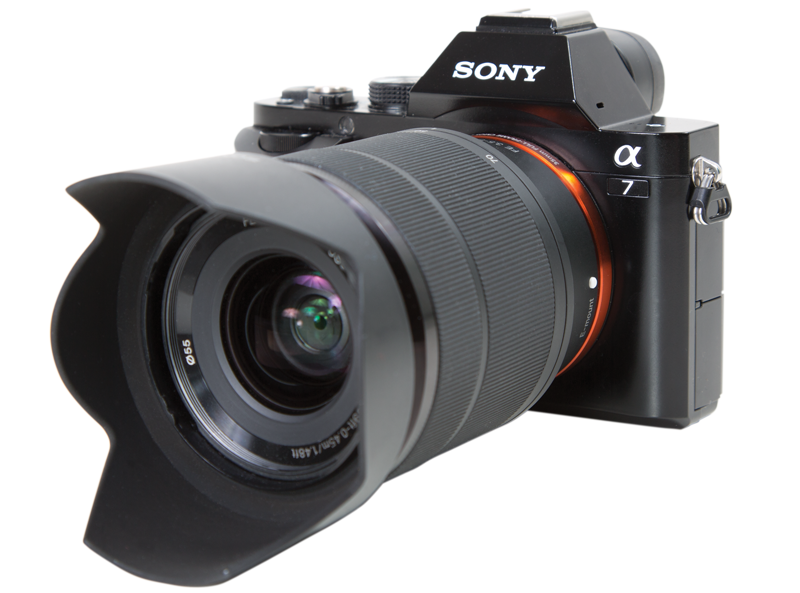 sony alpha 7 camera review videomaker