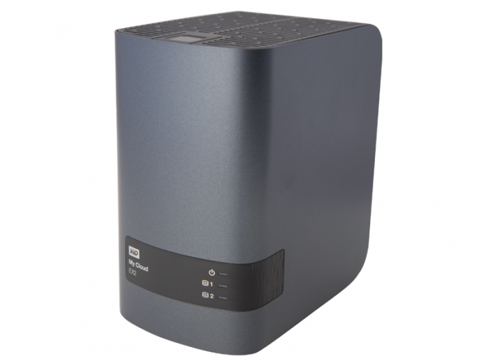 Western Digital My Cloud EX2 Personal NAS
