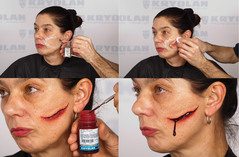 Basic Concepts Of Prosthetic Makeup