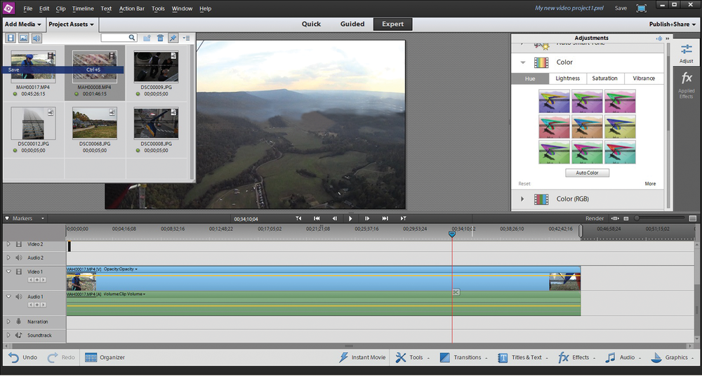 Adobe premiere elements 12 review videomaker ccuart Image collections