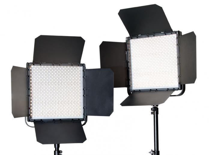 Photo of Visual Buddha LED 1x1 Bi-Color Light Panel