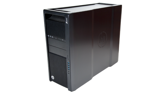 Photo of Hewlett-Packard Z840 Workstation
