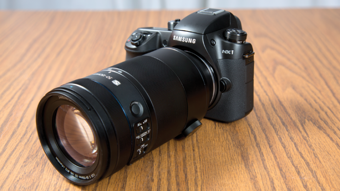 Samsung NX1 Smart 4K Camera