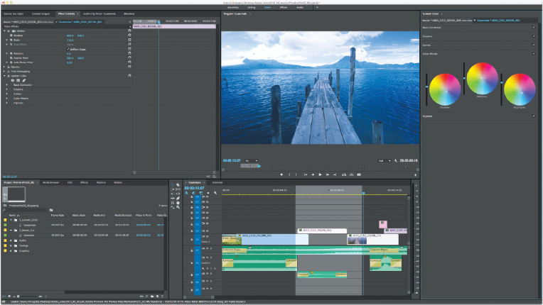Adobe premiere pro cc 2015 review videomaker updating ccuart Images