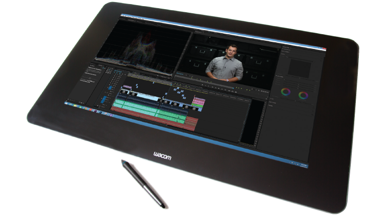 Wacom Cintiq 27QHD Pen Touch Display Review
