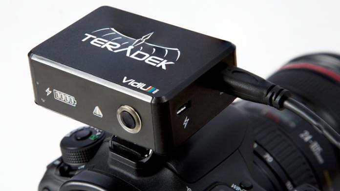 Teradek VidiU Mini Portable Streaming Device