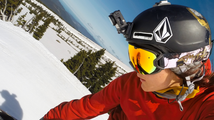 How To Mount An Action Cam And Mic To A Helmet Videomaker