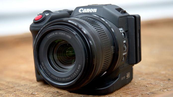Canon XC10 Ultra HD Camcorder