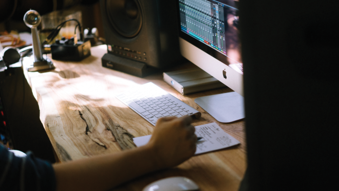 Keeping a clear desk, an organized hard drive and a tidy studio will make your work easier in the long run.