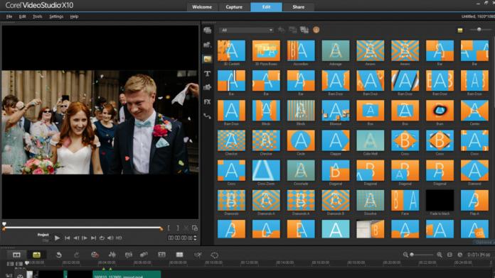Corel videostudio ultimate x10 offers tools for enthusiast editors overview corel videostudio maxwellsz