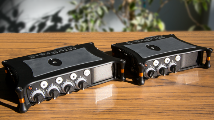 Sound Devices MixPre-3 and MixPre-6