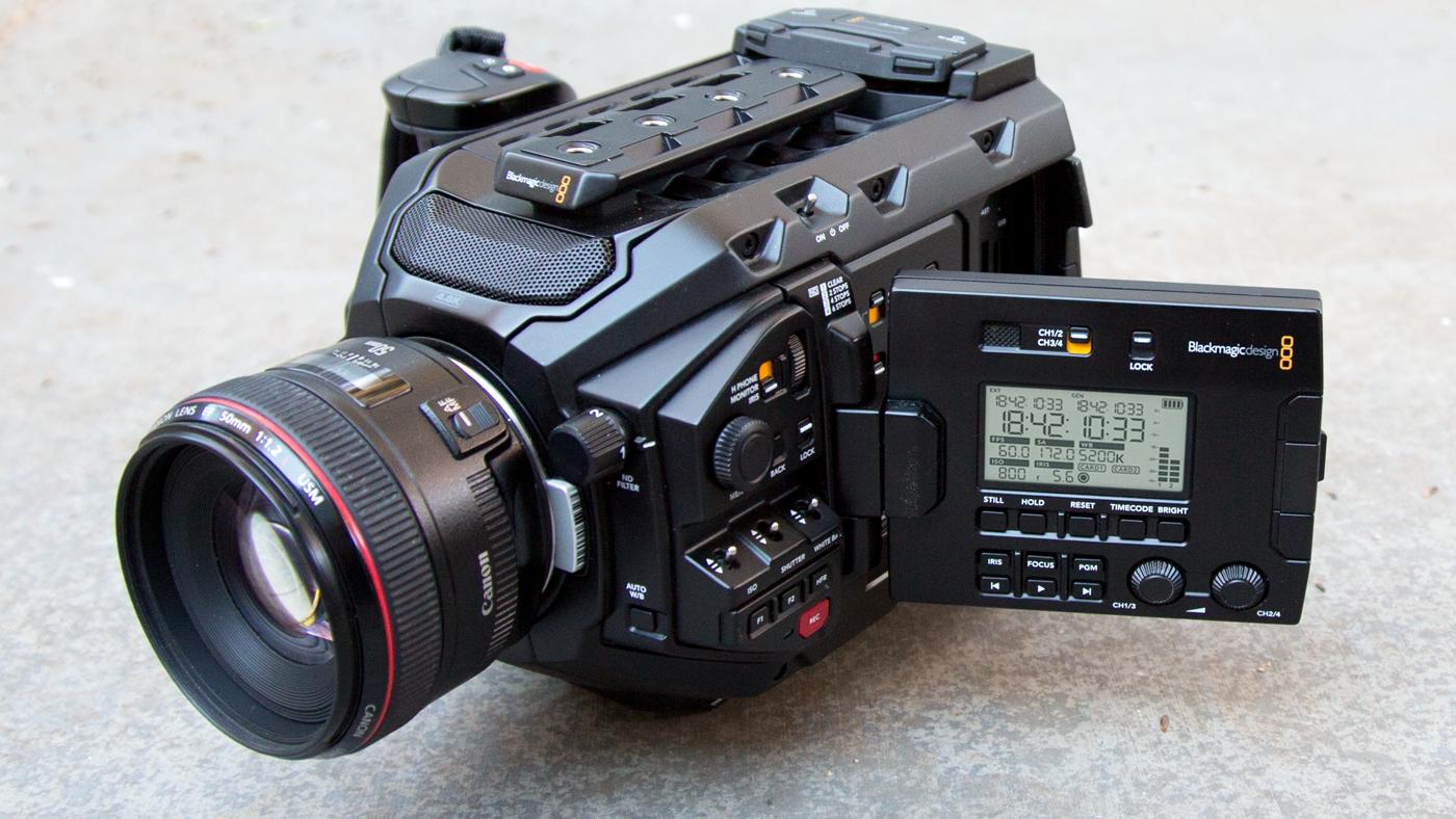 Review Blackmagic Design Ursa Mini Pro 4 6k Videomaker