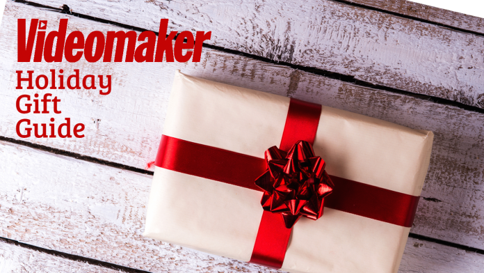 Gift Guide: Your Videomaker Holiday Shopping Guide