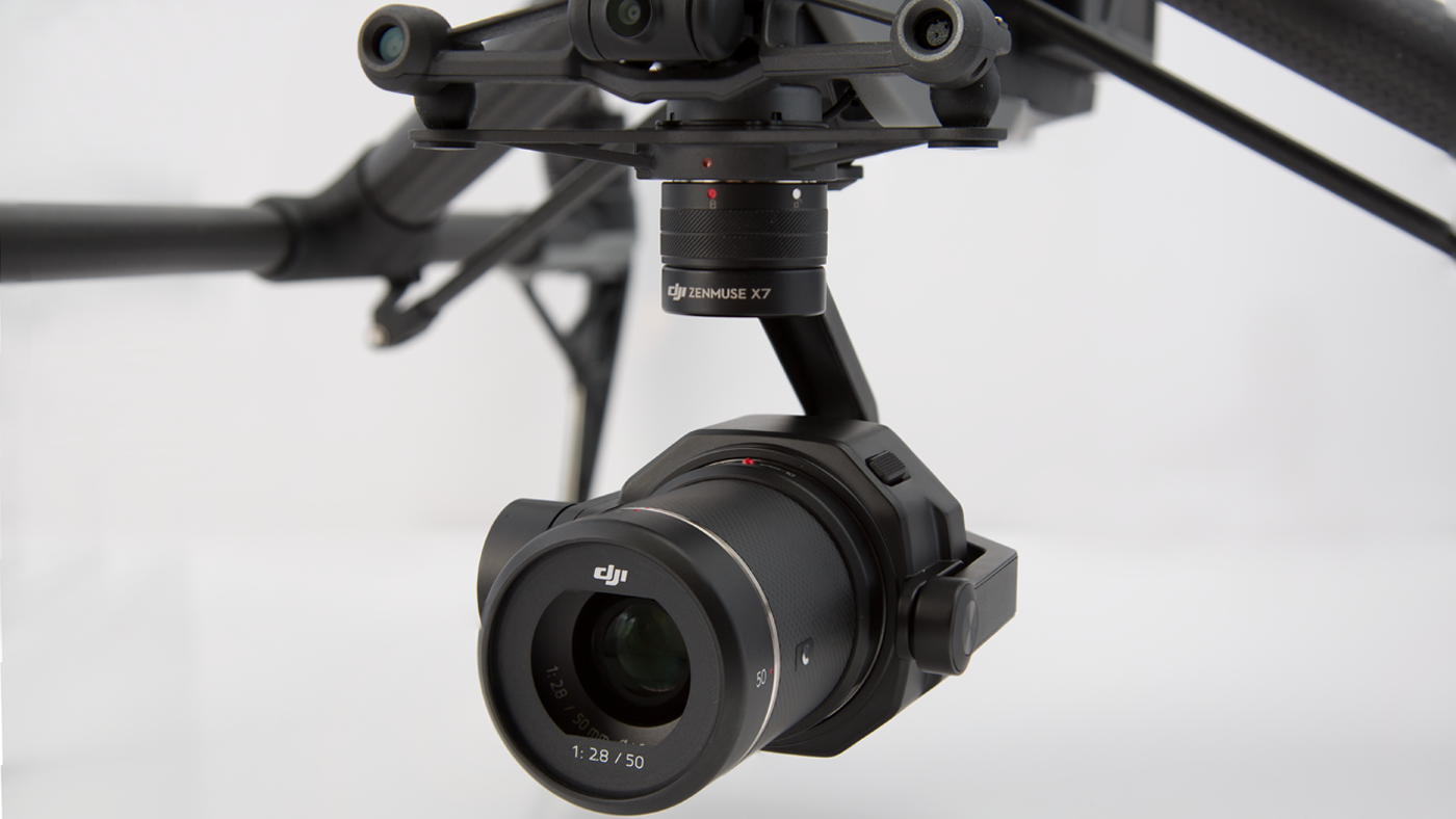 Review Dji Zenmuse X7 Is A Robust Aerial Cinema Camera System X4s Videomaker