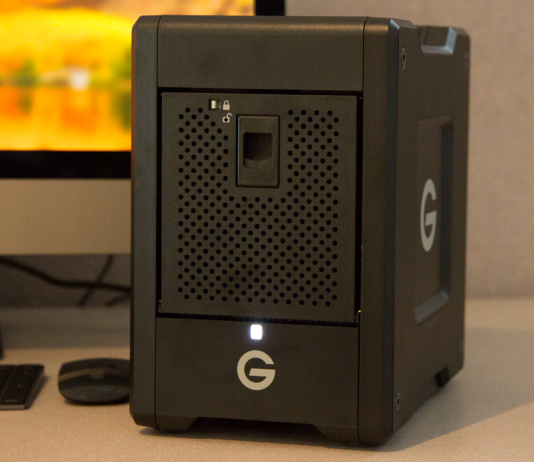 G-Technology G-SPEED Shuttle T3