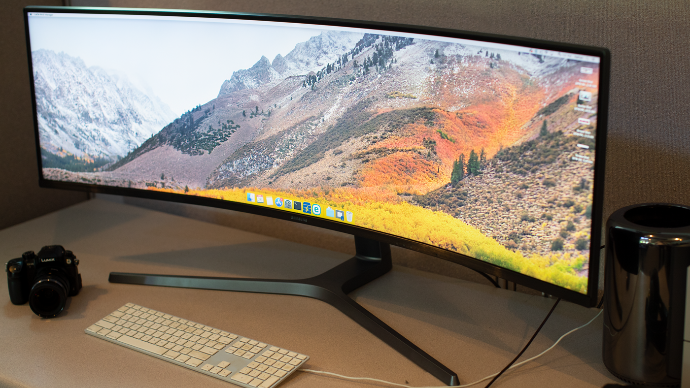 dell 49 curved monitor