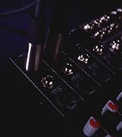 The Audio Mixer: It's No Contest