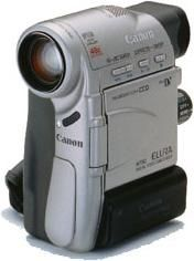 New Elura comes with Progressive Scan CCD