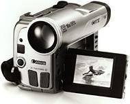 Canon Ultura is the latest Mini DV camcorder from Canon