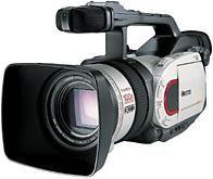 Mini DV Cam from Canon has L-Series Flourite lens