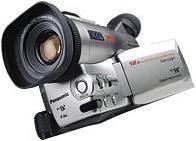 Benchmark:Panasonic PV-DV950 Mini DV Camcorder