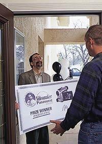 Video Prize Patrol: The 1999 Videomaker/Panasonic Tape Contest Winners