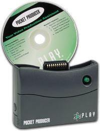 Test Bench:Play, Inc. Pocket Producer