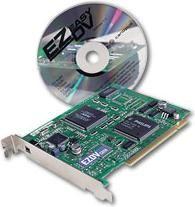 Benchmark:Canopus Corporation EZDV Capture Card