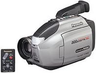 Save up to 240 Digital Images on Panasonic's PhotoShoot