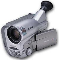 Canon ES8100V Hi8 Camcorder Review - Videomaker