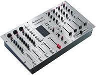 Selecting an Audio Mixer