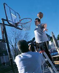 Storyboard - Basketball