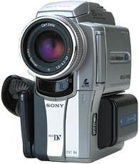 Sony Digital Camcorder Review DCR-PC110 Mini DV
