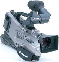 Test Bench:Panasonic AG-DVC10 Mini DV Camcorder