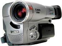 Canon Camcorder Review: ES60 Hi8