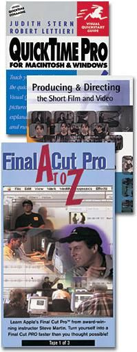 Learn QuickTime Pro 4 for Macintosh & Windows