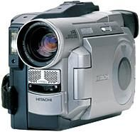 Digital Video Camera Review: Hitachi DZ-MV100A DVD-RAM
