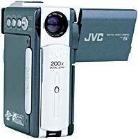 Mini DV Camcorder Review: JVC GR-DVP3