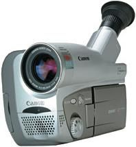 Camcorder Review: Canon ES410V 8mm