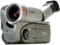 Test Bench:Canon ES8200V Hi8 Camcorder