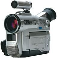Sharp vl-wd255u mini dv camcorder   ebay.