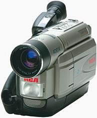 RCA CC6394 S-VHS-C ET Camcorder Review
