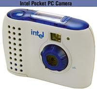 Test Bench Head to Head:Intel Pocket PC vs. D-Link DSC-350 Digital Cameras