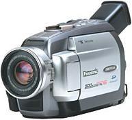 Test Bench: Panasonic PV-DV701 Mini DV Camcorder