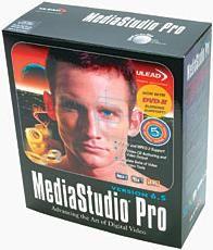 Ulead MediaStudio Pro 6.5 Editing Software Review