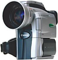 Mini DV Digital Camcorder ReviewCanon Optura 100 MC