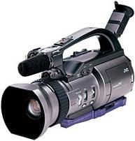 JVC Introduces the 3-CCD GY-DV300 Streamcorder