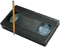 Avoid Annoying Video VHS Labels